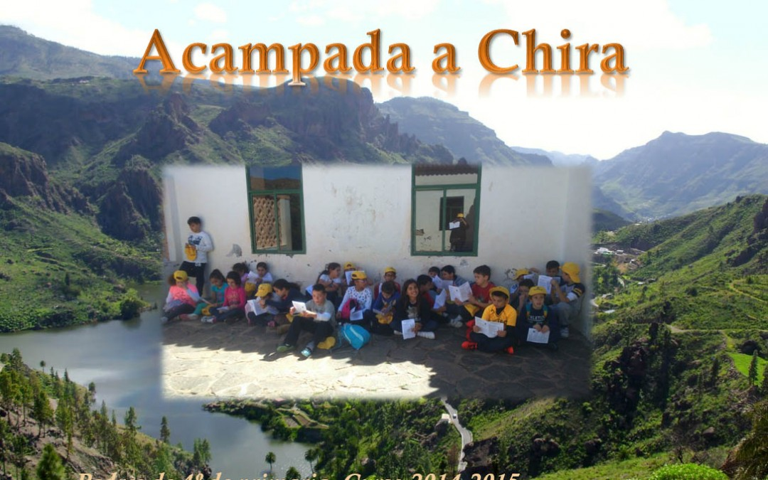 Acampada a Chira (Power Point)